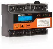SATEC EM133 Smart DIN Rail TOU Energy Meter